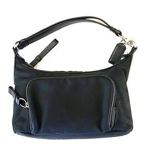 Coach Mercer Canvas Pouch Handbag H1K-7429